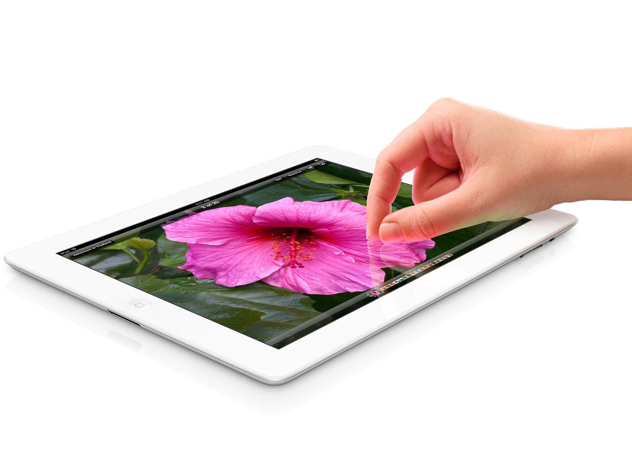 iPad Wi-Fiモデル ホワイト 64GB