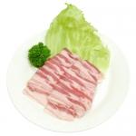 国内産豚ばらうす切り 1パック(300g)